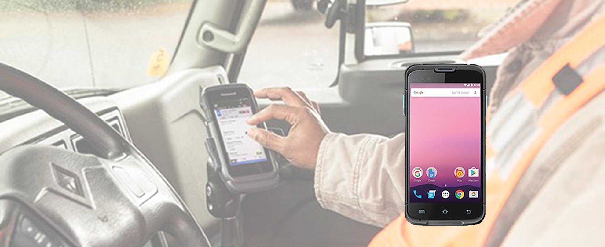 Smartphone para uso empresarial