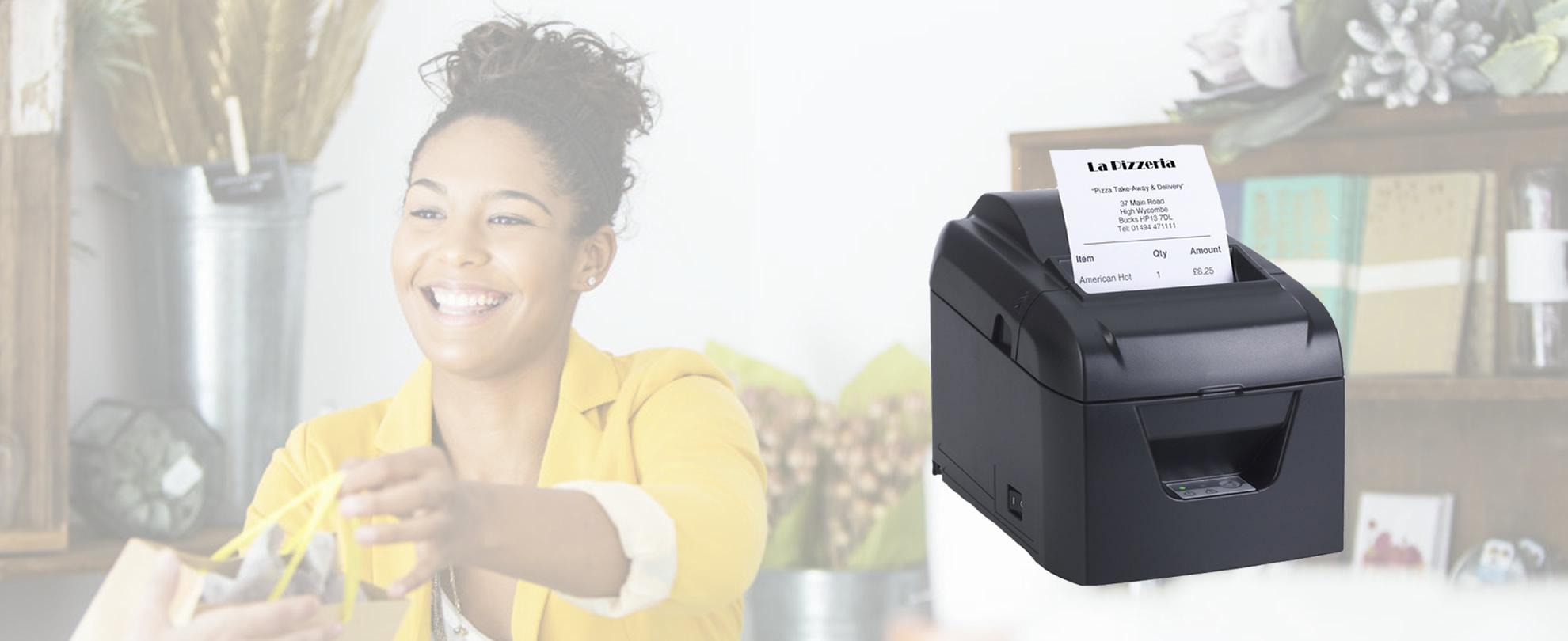 Impresora de tickets para punto de venta